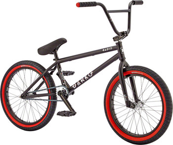 "Radio Darko 20"" 2016 Complete BMX Bike 21"" TT"