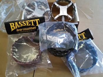 Bassett BMX Pedals Full Moon