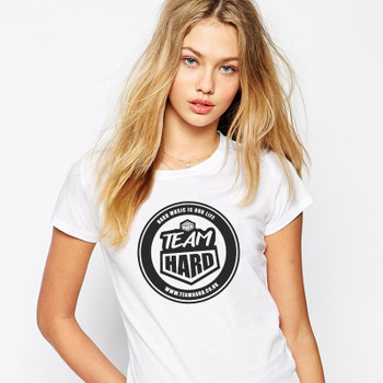 T-Shirt Chalk Logo