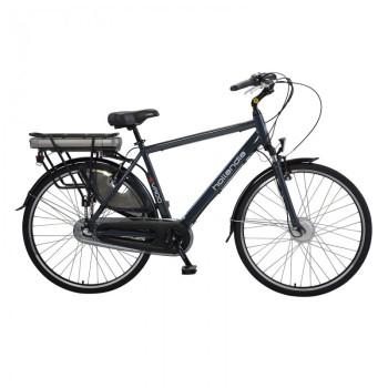 Hollandia Evado Nexus Men's 700C Charcoal Electric Bicycle