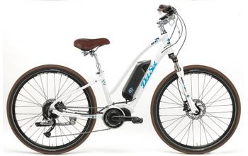 Del Sol Lxi i/O Step Thru Electric Bike