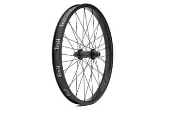 Black Fiend Process Front Wheel