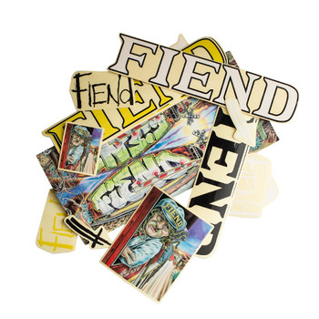 Fiend v3 Morrow Stickers