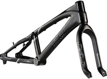 GT Carbon BMX Frame Kit with Fork 20.5 Only