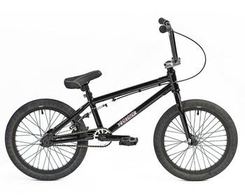 "Colony Horizon 18"" bike Black"