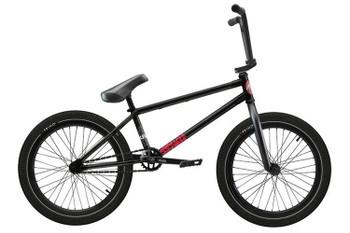 Stranger Level Complete BMX Bike 2018 Black/Blue