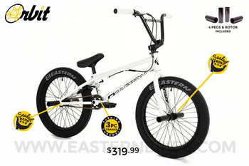 "Eastern Orbit 20"" BMX Bike 2018"