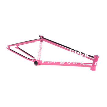 Cult Crew Frame (AK Colorway) Ruby Red