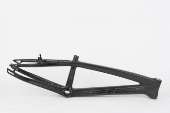 Speedco Velox Carbon Frame Matte Black