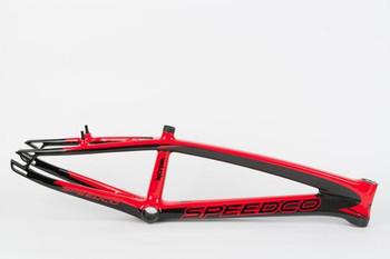 Speedco Velox Carbon Frame Red