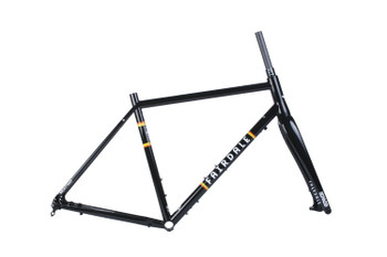 Fairdale Rockitship Frame and ENVE Fork Kit