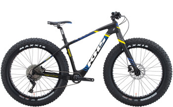 KHS 4 SEASON 5000 w Wren Suspension Fork