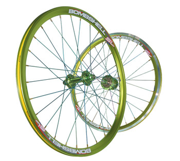 Bombshell ONE80 Ti-Fly Wheelset | NEW for