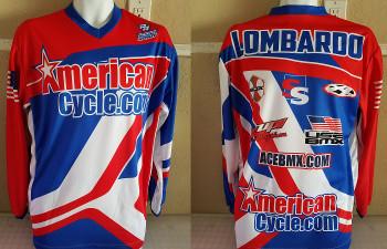 ACEBMX & Americancycle.com BMX Racing Jersey