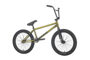 Sunday Forecaster BMX Bike in the Gold