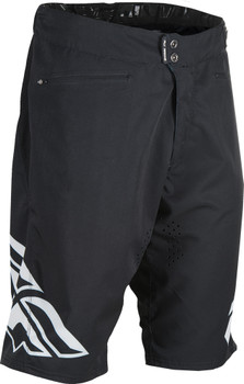 Fly Radium Short Blk/Wht Sz 28