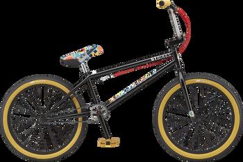 GT Performer Bike Black 2021
