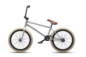 "WeThePeople Battleship 20"" Complete BMX Bike 2019"