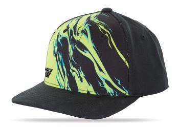 RELAPSE HAT (LIME/BLACK)