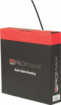 BULK BRAKE CABLE HOUSING BLACK 98'X5MM