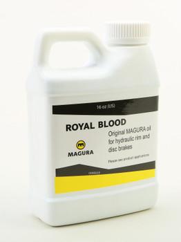 BLOOD BRAKE OIL 16OZ