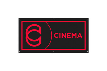 Cinema Hanging Banner