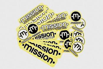 Mission Sticker