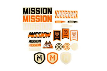 Mission Assorted Sticker