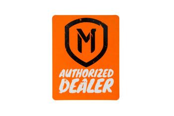 Mission Authorized Dealer Sticker