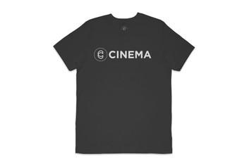 Cinema Basic Tee Vintage Black