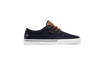 Etnies Jameson 2 ECO Shoes Navy/Tan/White