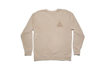 Kink New Dimensions Crewneck Sweatshirt Sandstone