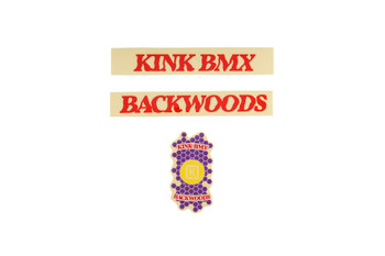 Kink Backwoods Decals