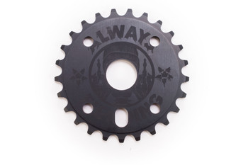 Fiend Reynolds Sprocket: 25t Matte