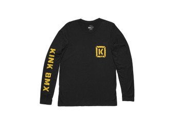 Kink Williams Long Sleeve Tee Black