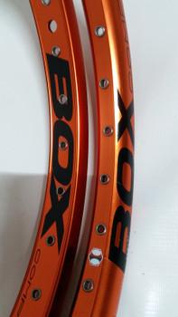 Box  Focus Rims Orange