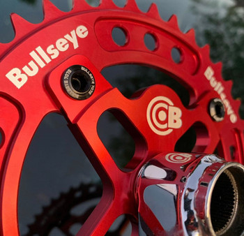 Bullseye Sprocket Spider