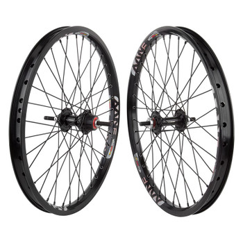 Sun Envy Black Ops Sealed Wheels BMX