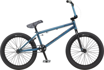 GT Performer Bike BMX  Trans Teal