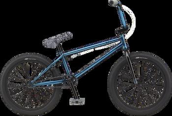 GT Performer Bike BMX  Trans Teal