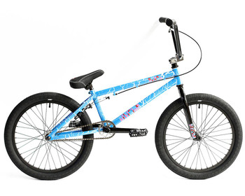 Division Reark Bike Blue