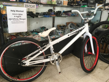 Ssquared Custom Race Bike