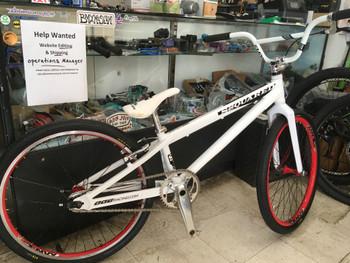 Ssquared Custom BMX bike