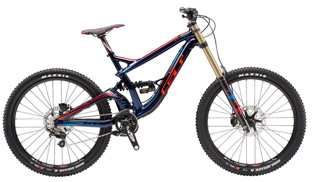 GT Fury Expert Mountain Bike 2016