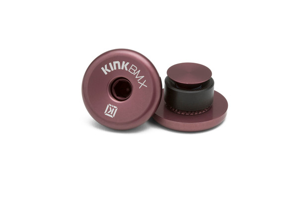 Kink Ideal 31mm Bar Ends Matte