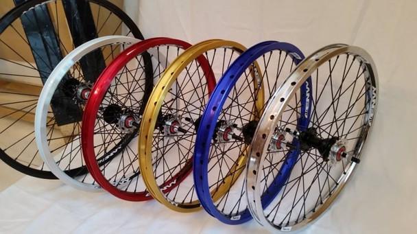 Sun Envy Black Ops Sealed Wheels BMX