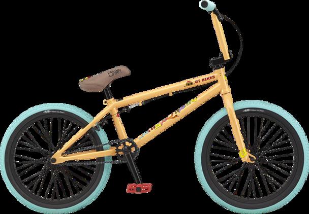 GT Performer Bike BMX Peach