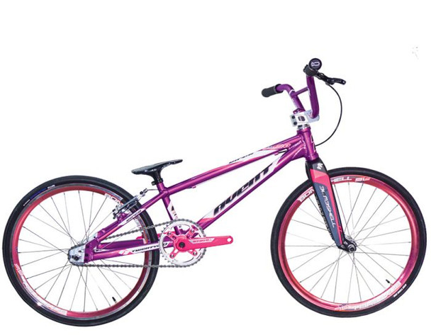 Avent Viper BMX Racing Bike Purple
