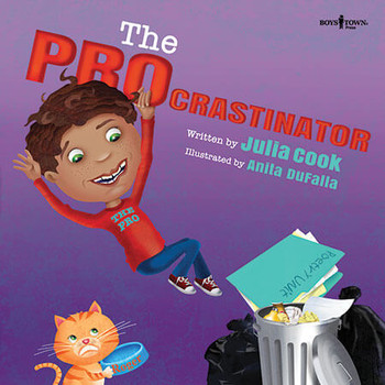 Book cover of  The Procrastinator