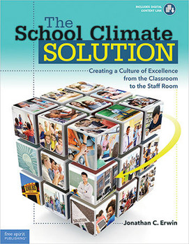 Book cover of  School Climate Solutions